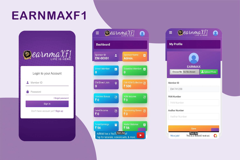 Earnmaxf1